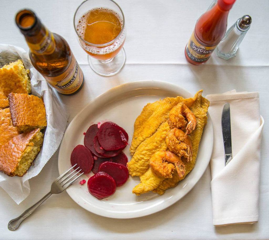 Sylvia S Harlem Restaurant Queen Of Soul Food